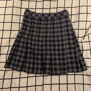 Cute H&M plaid skirt size 0